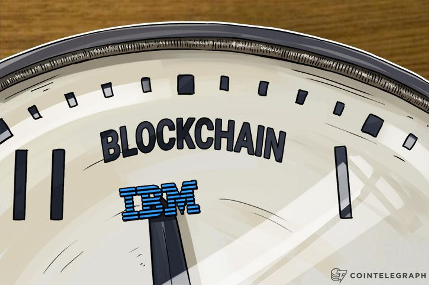 Futuros projetos Blockchain da IBM odem dar um novo sentido para seu nome