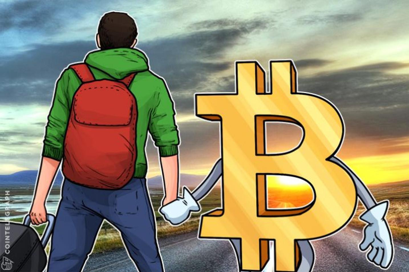 Innovación para viajar en Blockchain