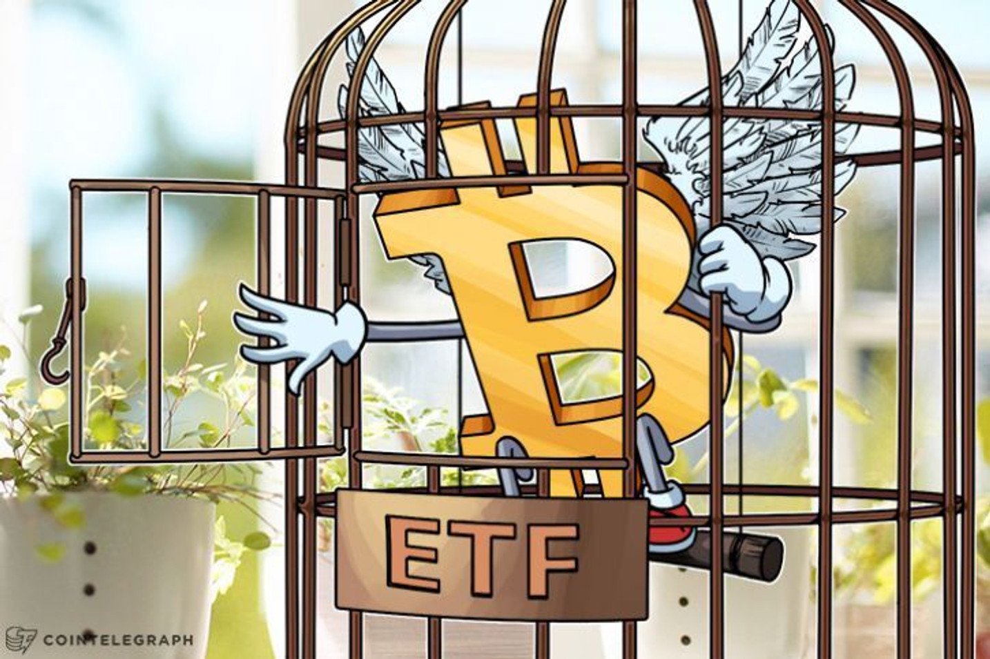 ビットコインETFの立ち上げ申請が米SECの要請で取り下げられる