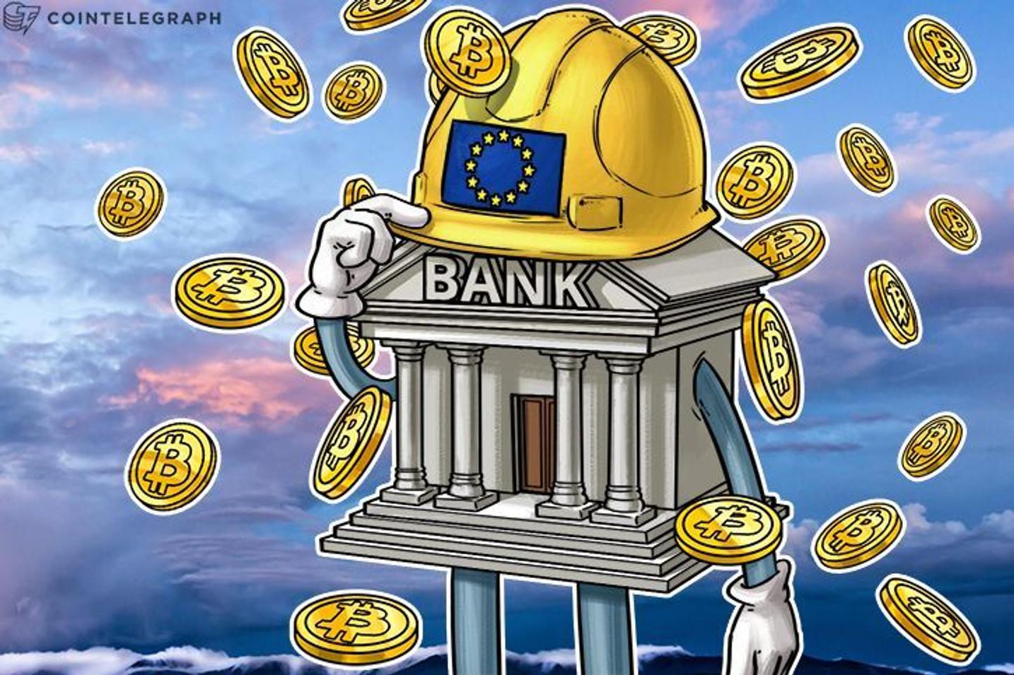 رئيس الهيئة المصرفية الأوروبية: لا يجب تنظيم العملات الرقمية، بل تنظيم المؤسسات المالية