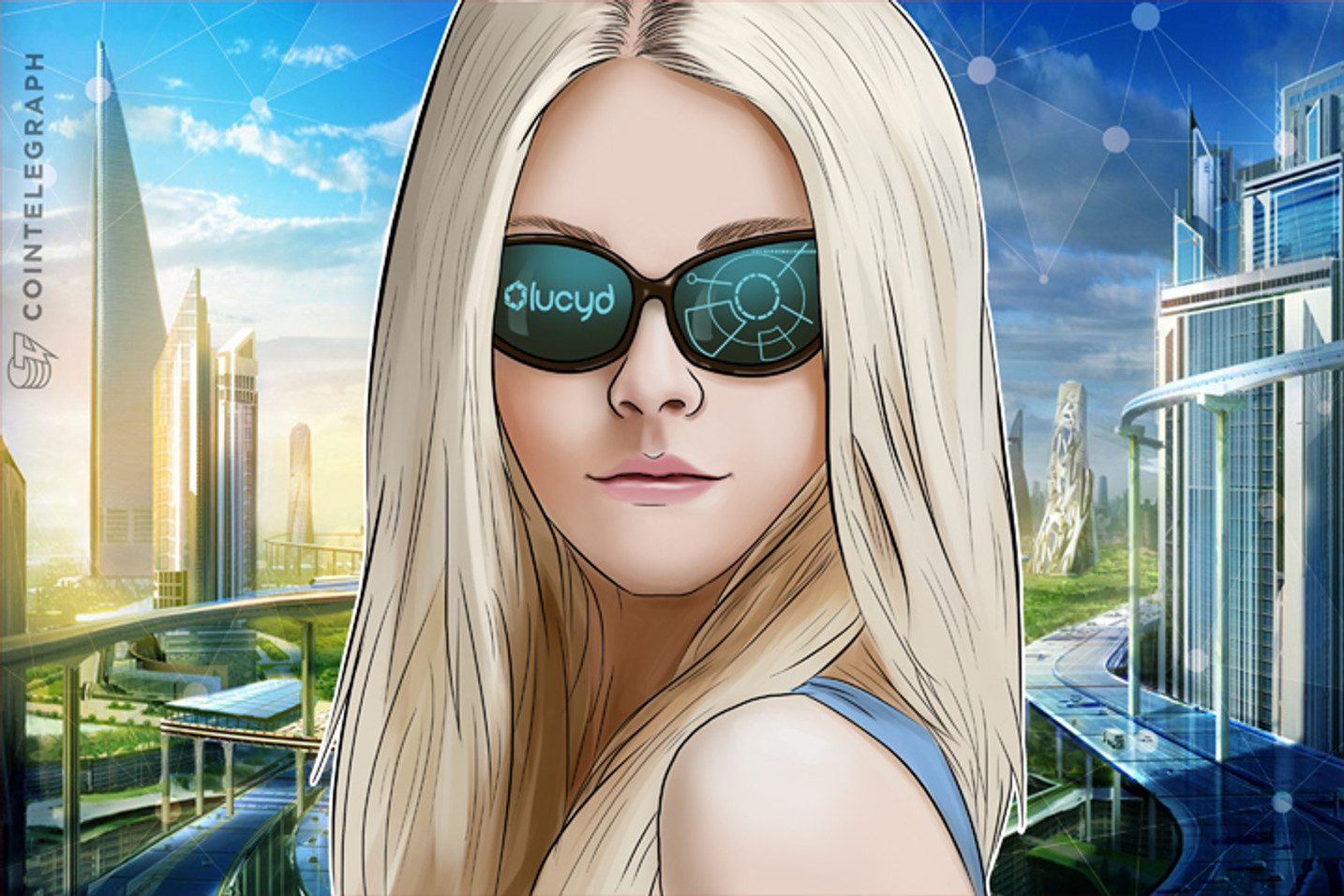 Lucyd Building Blockchain-fueled Smartglasses With Mass Appeal