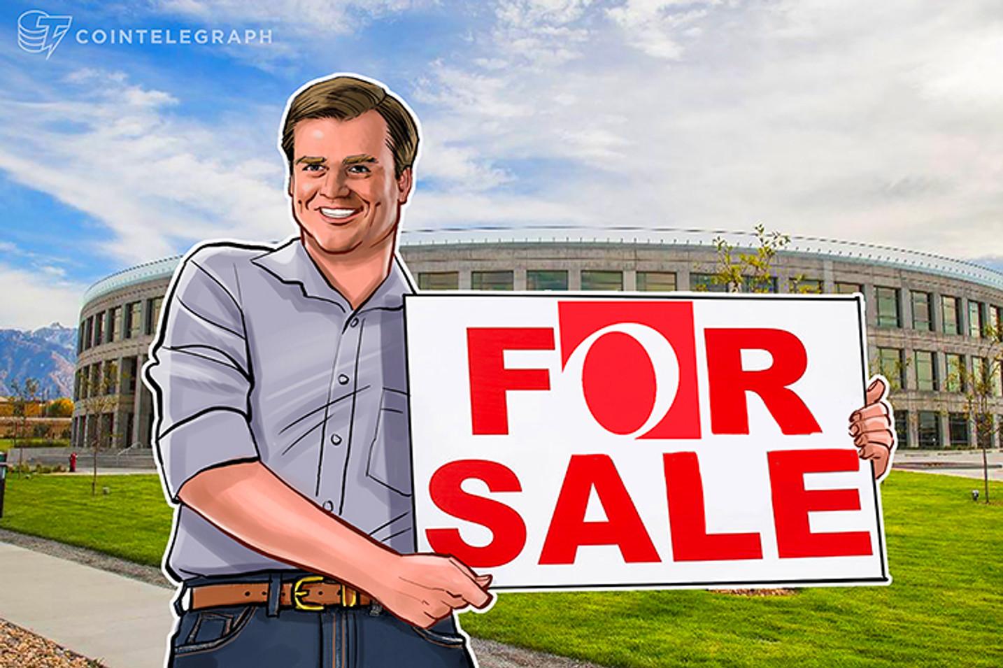 """الرئيس التنفيذي لشركة """"أوفرستوك"""" يفكر في بيع شركته لتمويل مشروع ببلوكتشين"""