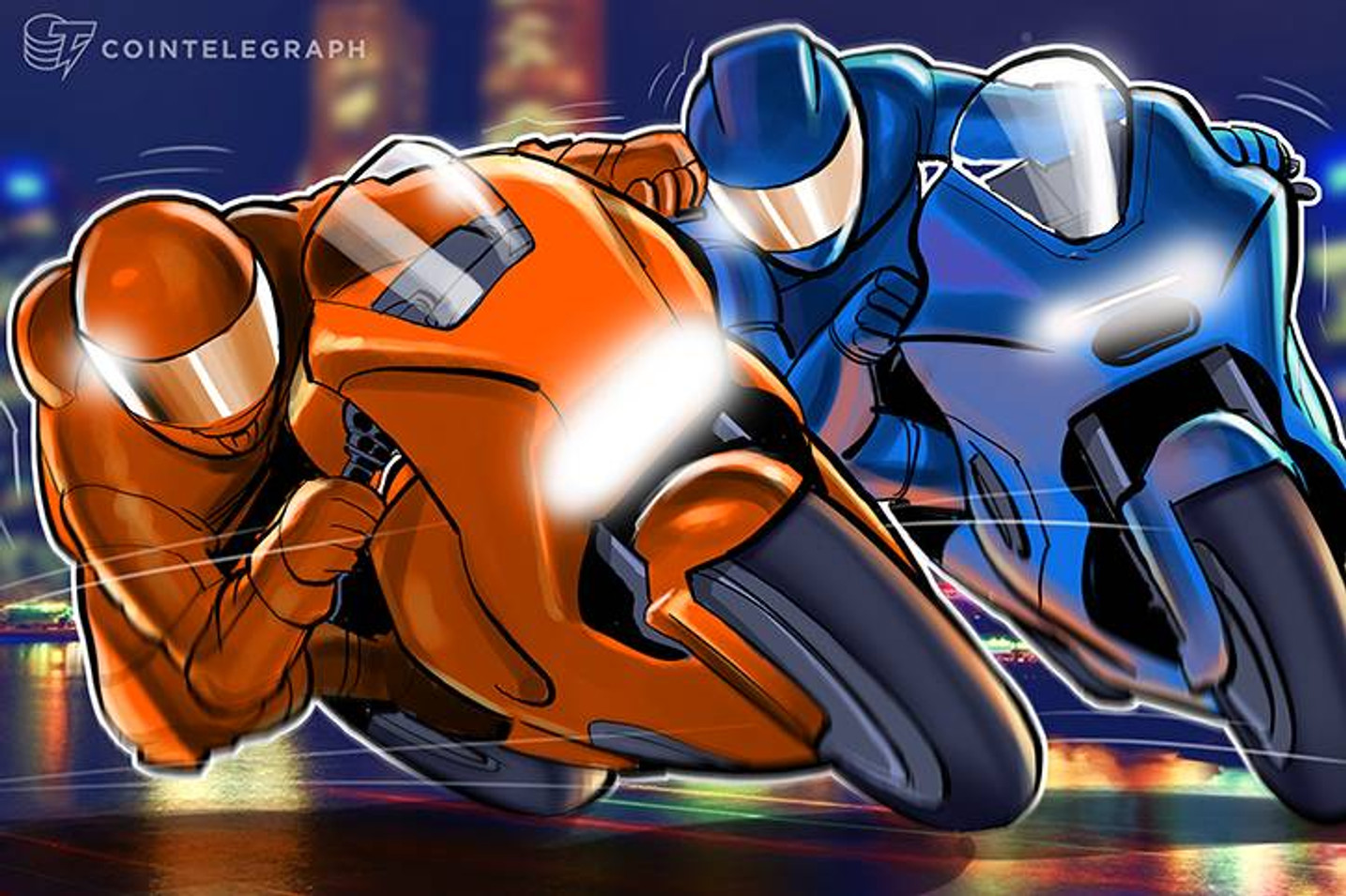 Equity Markets vs. Cryptocurrency Markets: Weekly Performance Review: Apr. 7 - Apr. 13