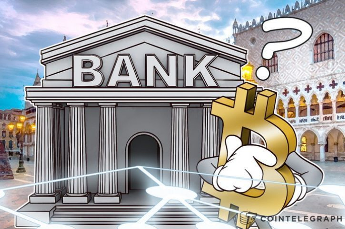 7 Global Banks Partner Up to Develop Blockchain-based Syndicated Loan Market