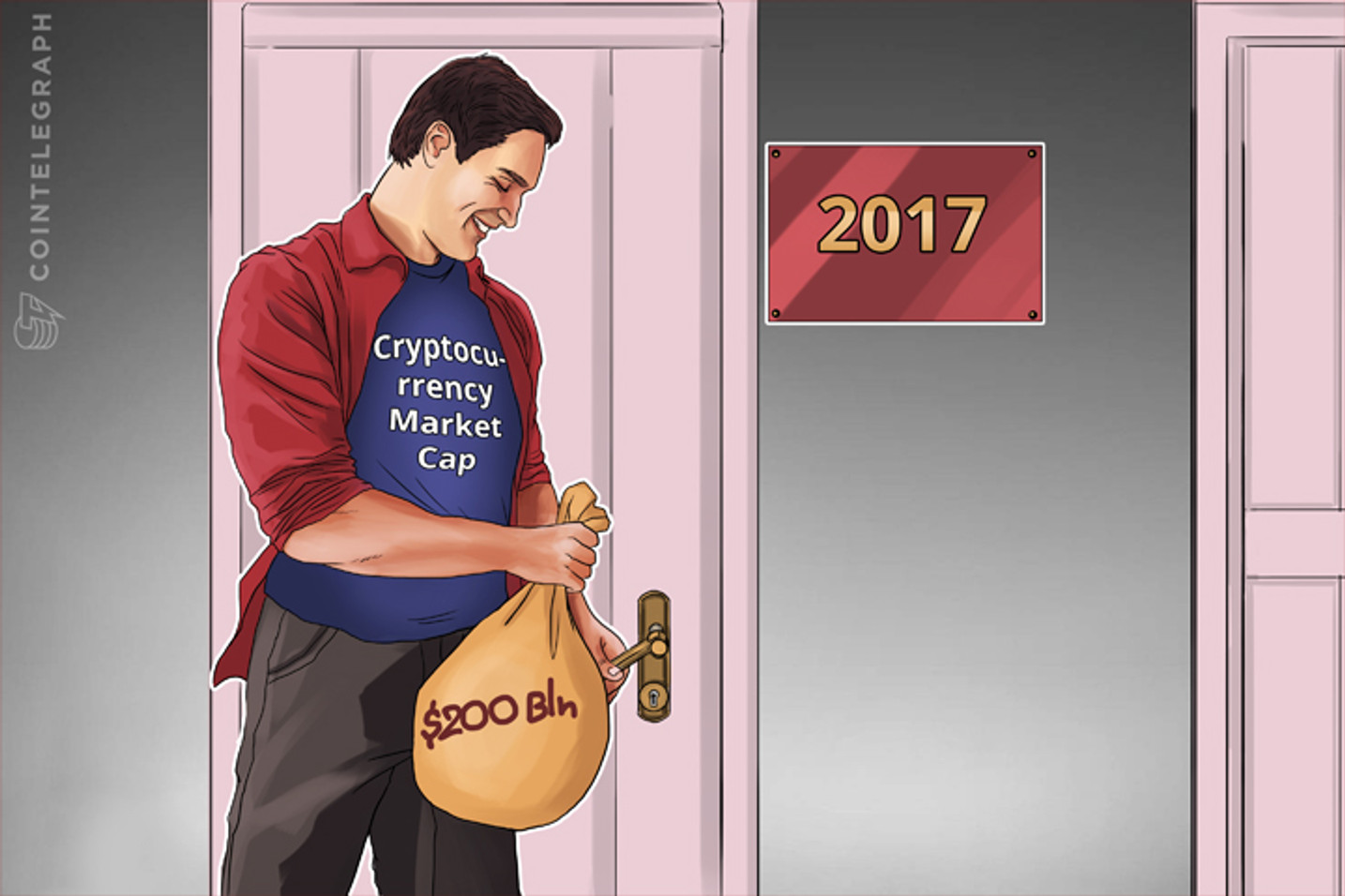 Cryptocurrency Market Cap Can Exceed $200 Bln by the End of 2017
