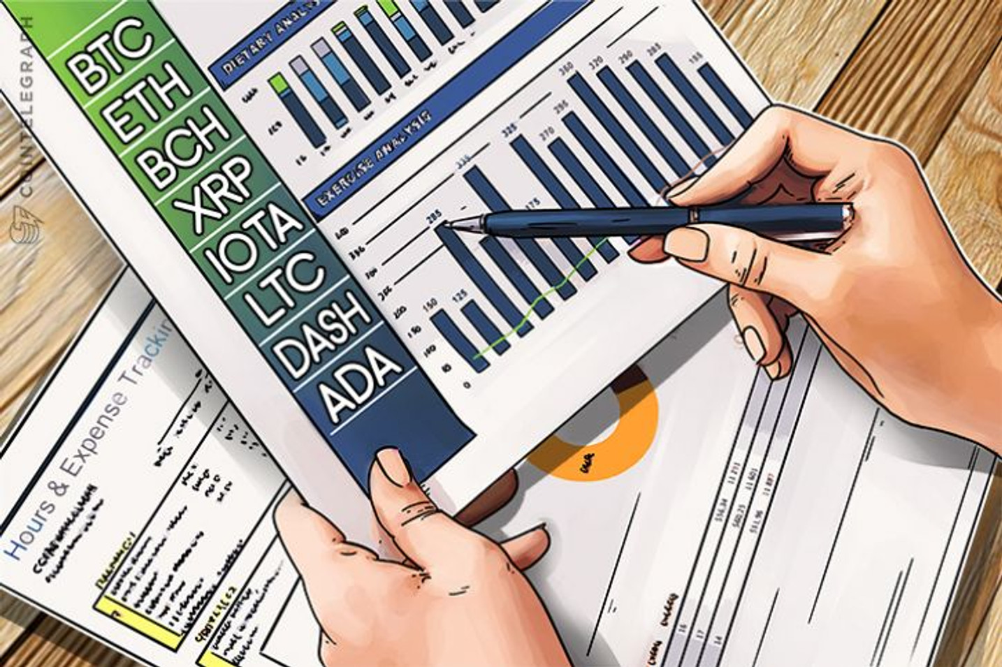 Bitcoin, Ethereum, Bitcoin Cash, Ripple, IOTA, Litecoin, NEM, Cardano: Price Analysis, Jan. 23