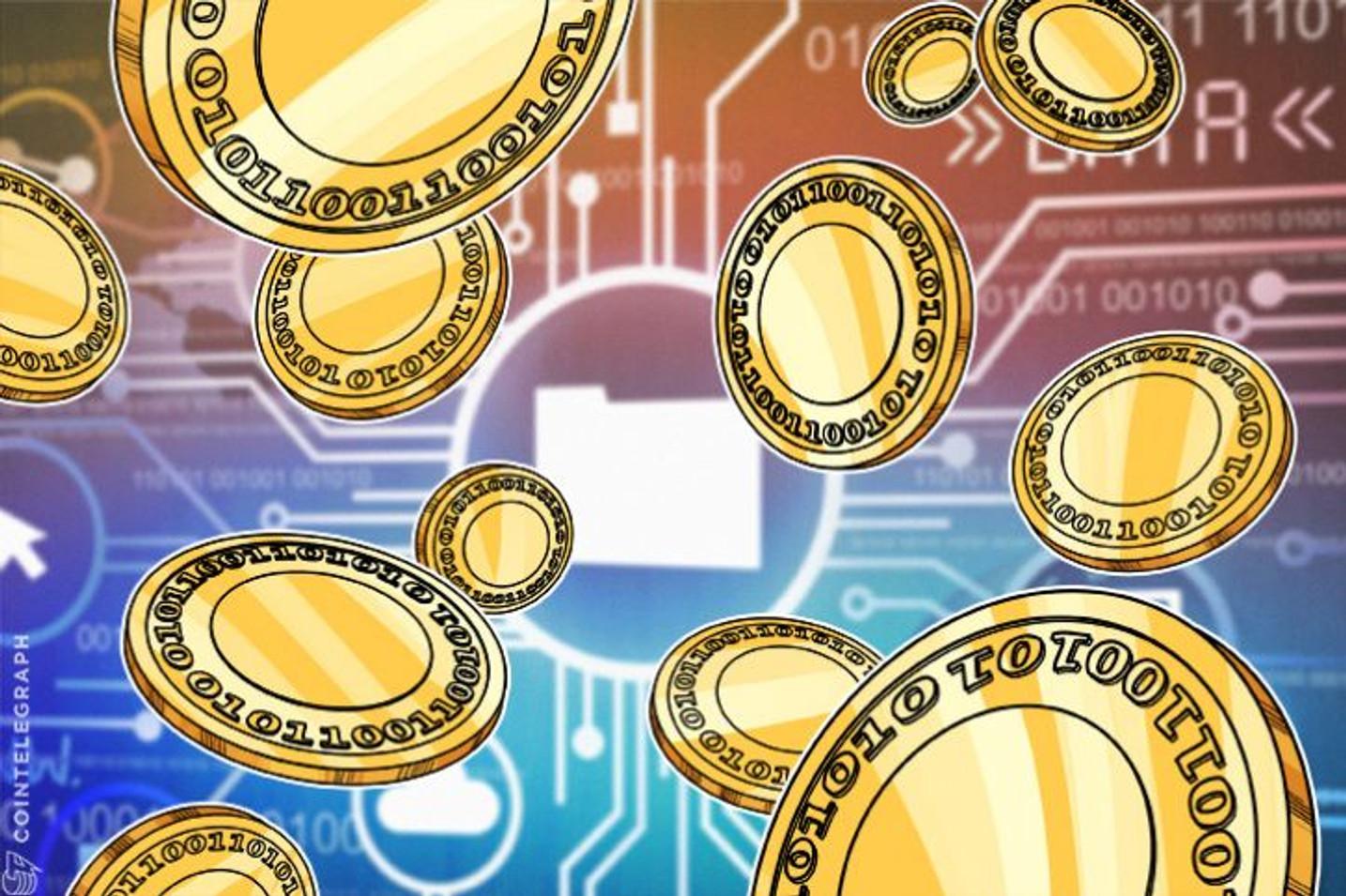 Can Blockchain Help Democratize Online Content Economy?