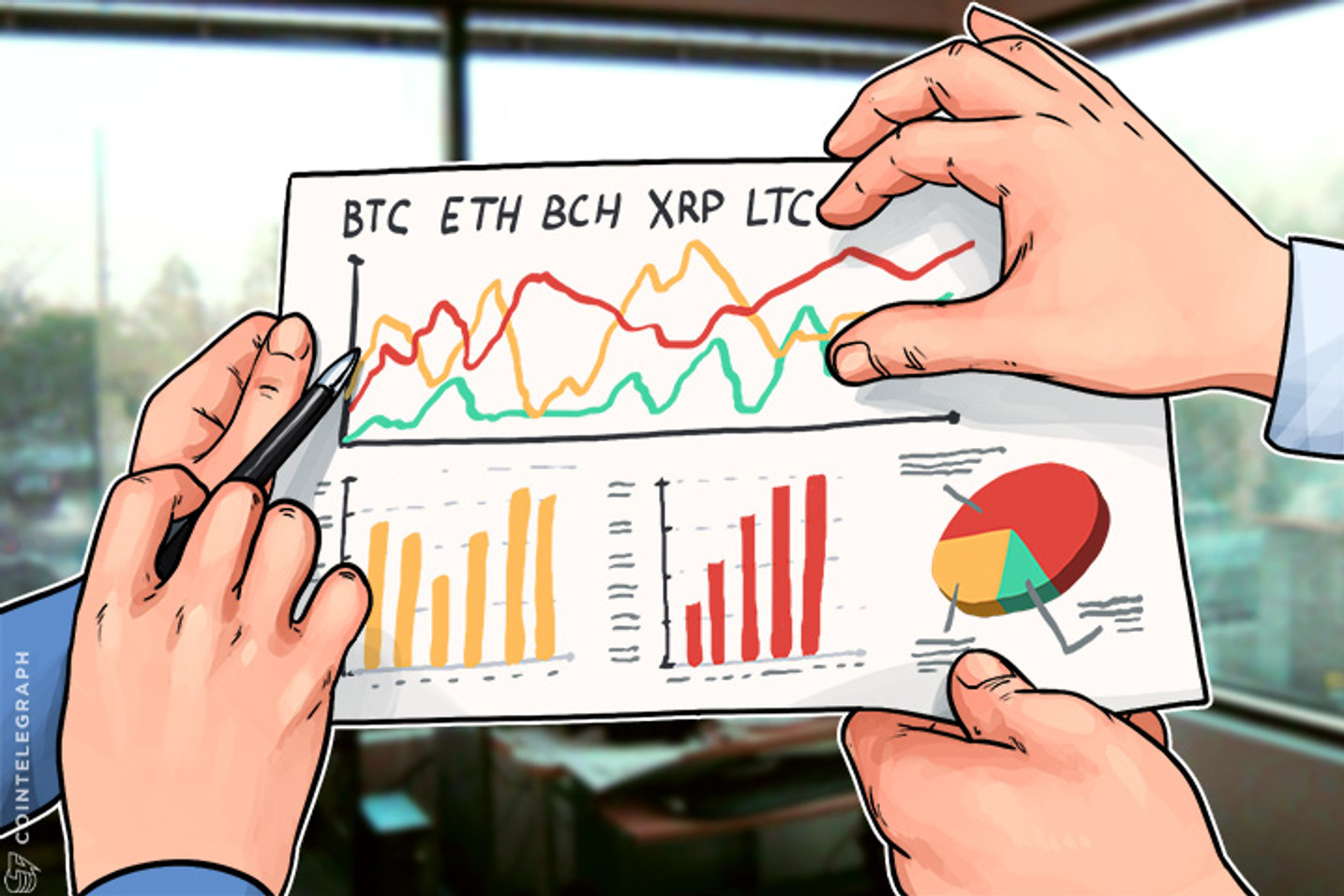 Bitcoin, Ethereum, Bitcoin Cash, Ripple, Litecoin: Price Analysis, October 21