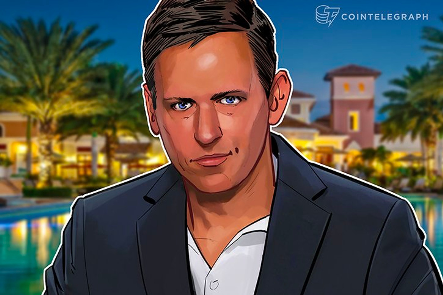 Peter Thiel's VC Fund Invests Millions Into Bitcoin, Market Reacts