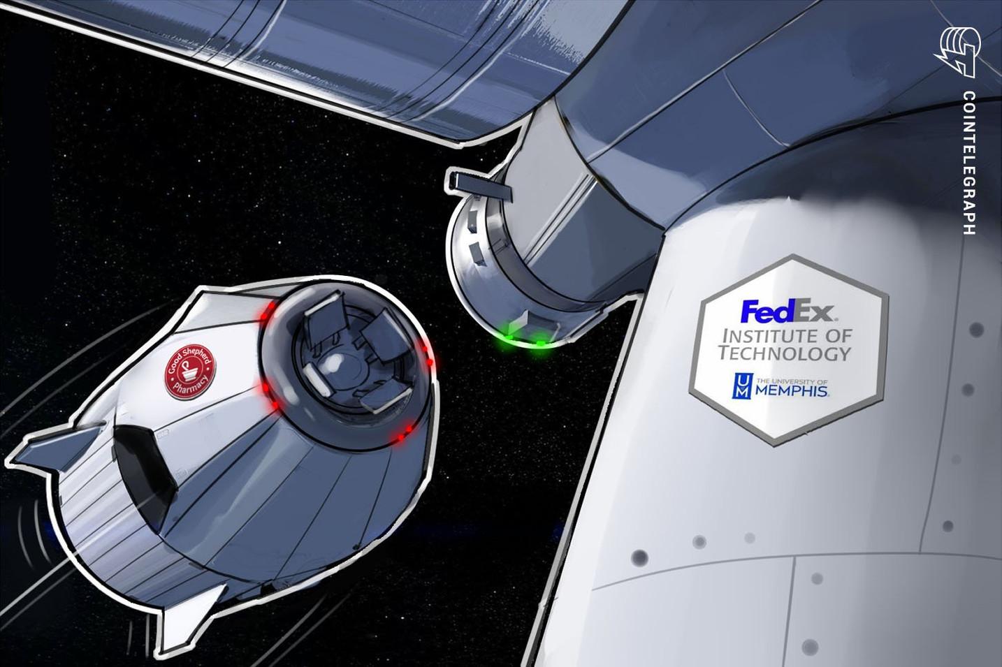 Fedex institut postaje partner sa farmaceutskom kompanijom, koristiće blokčein za distribucaju lekova za lečenje od raka