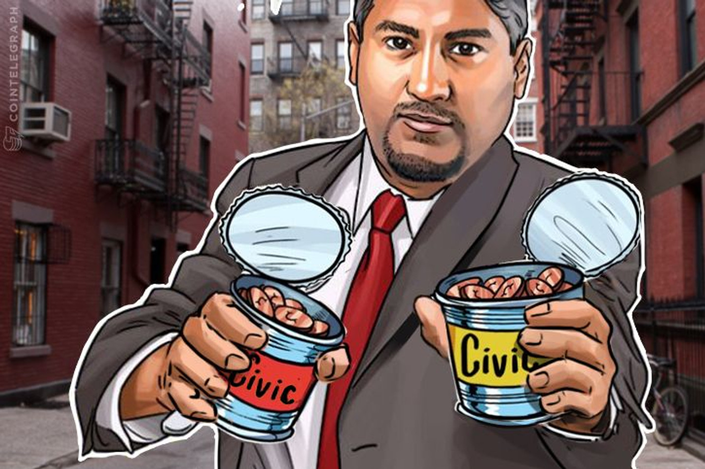 Lingham's Civic Jumps 22% on Credit.com Group Partnership News