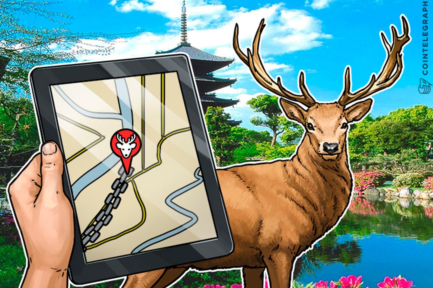 Japoneses usam Blockchain para rastrear carne de caça