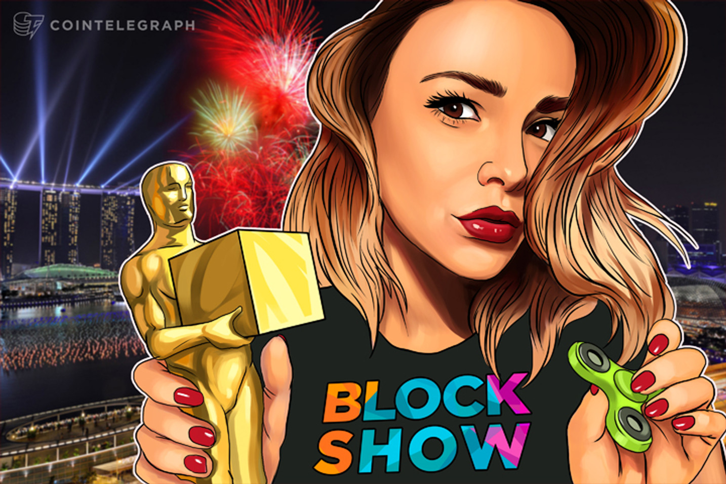 Hypethon at BlockShow Asia in Partnership with CryptoFriends