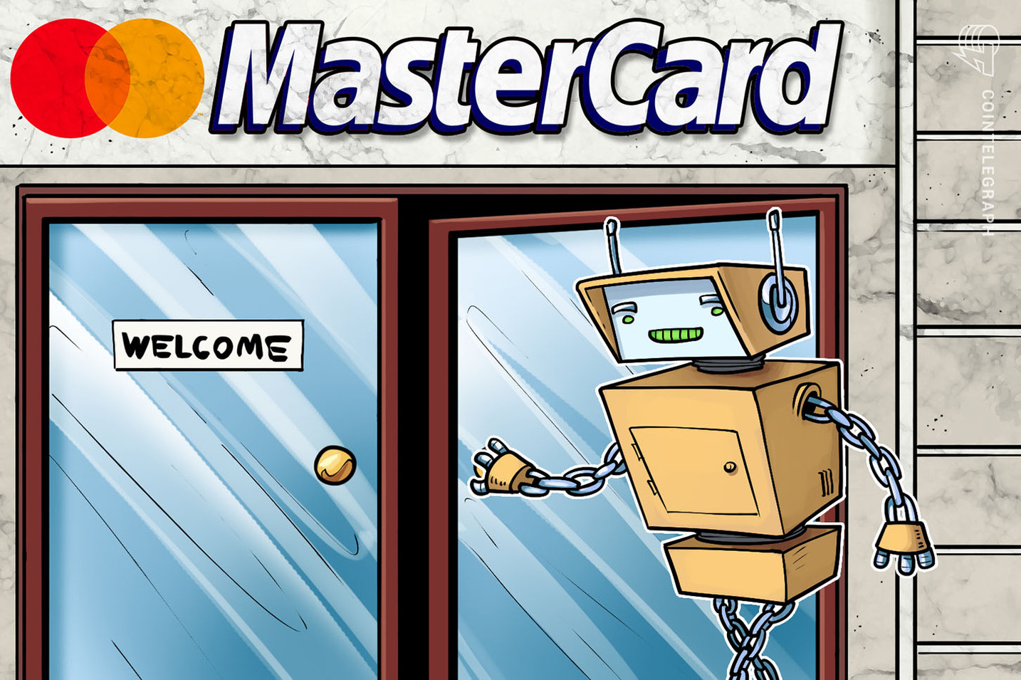 Mastercard Files Patent for Blockchain System to Secure Card Payments