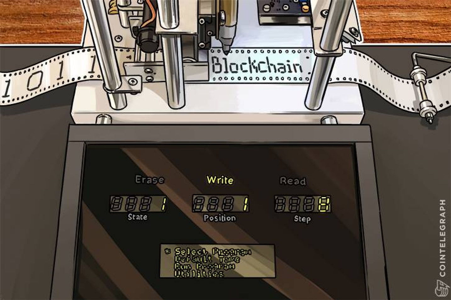 Geopolitical Analyst Believes Blockchain Will Become 'Obsolete'