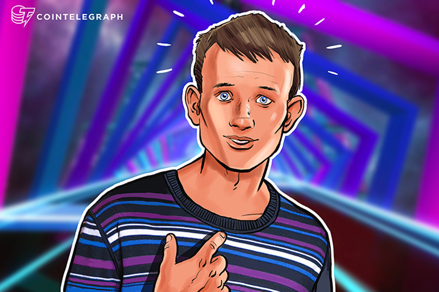 Ethereum Founder Vitalik Buterin One of Bloomberg's Top 50 Most Influential People