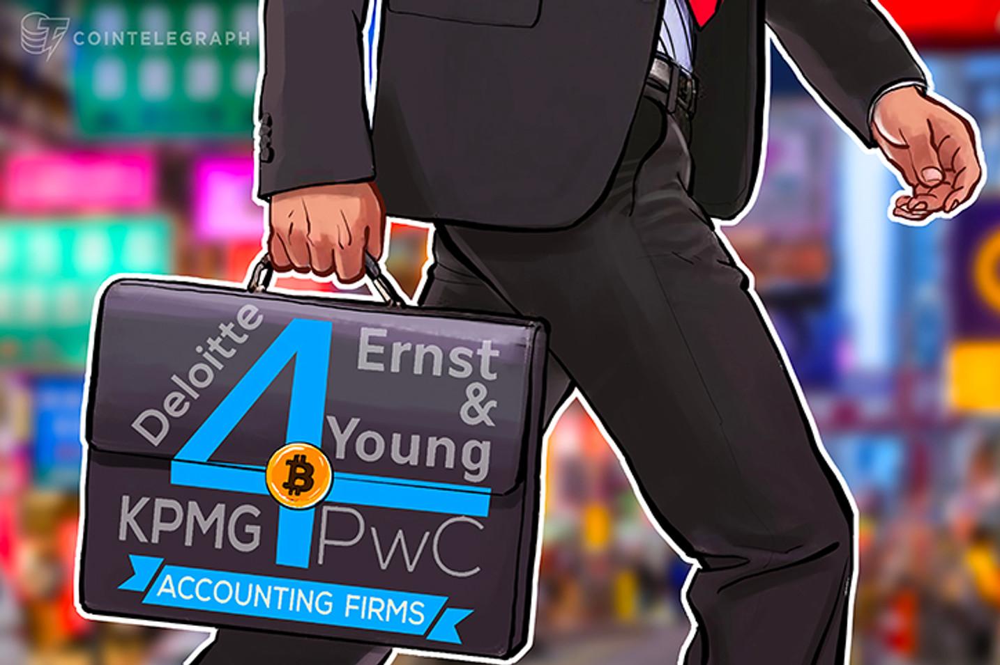 """Membro do """"Big Four"""" das firmas de auditoria PwC agora aceita pagamentos em Bitcoin"""