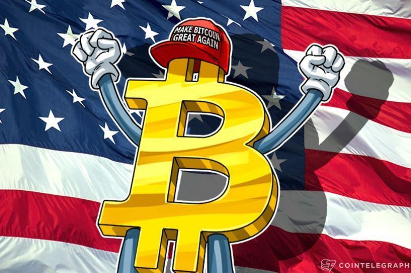Congresso dos EUA inclui cripto em seu relatório econômico conjunto pela primeira vez