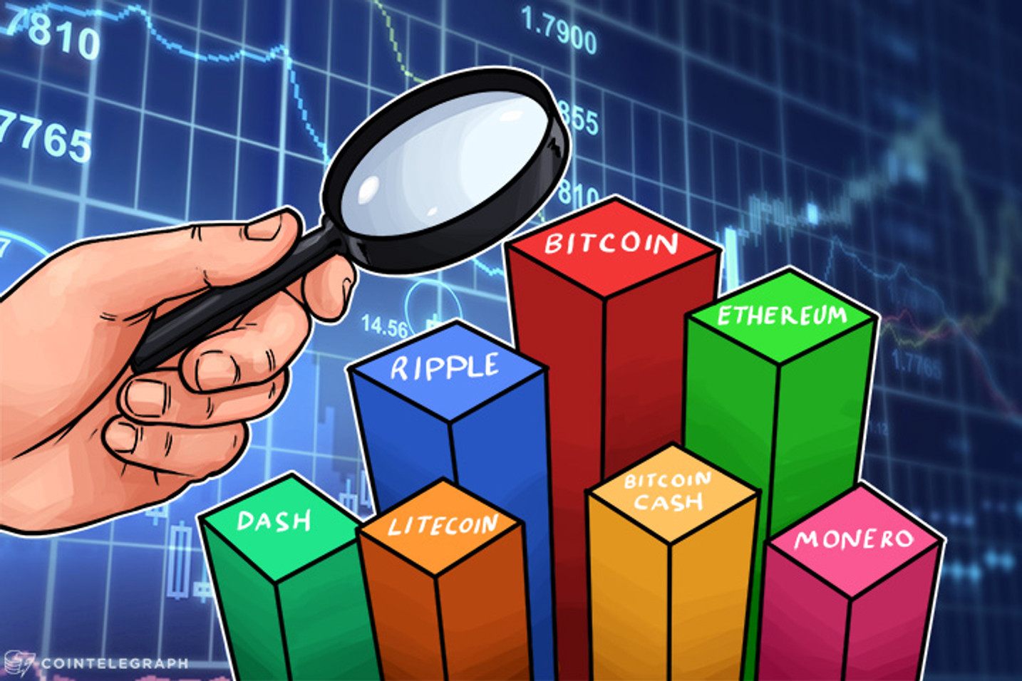 Bitcoin, Ethereum, Bitcoin Cash, Ripple, Litecoin: Price Analysis, October 11