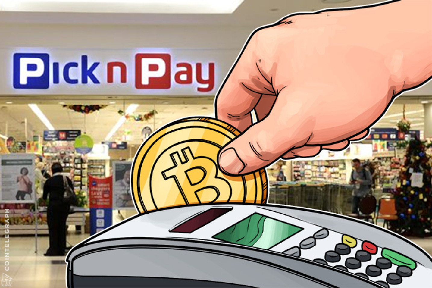 South African Retailers Catching Bitcoin Bug