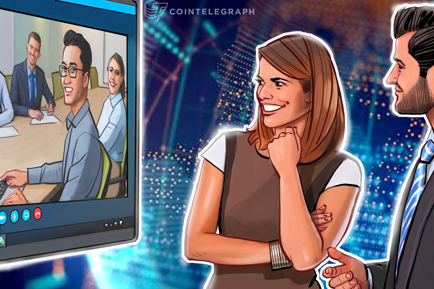 Cisco Developing Confidential Communications Via Blockchain In Patent Filing