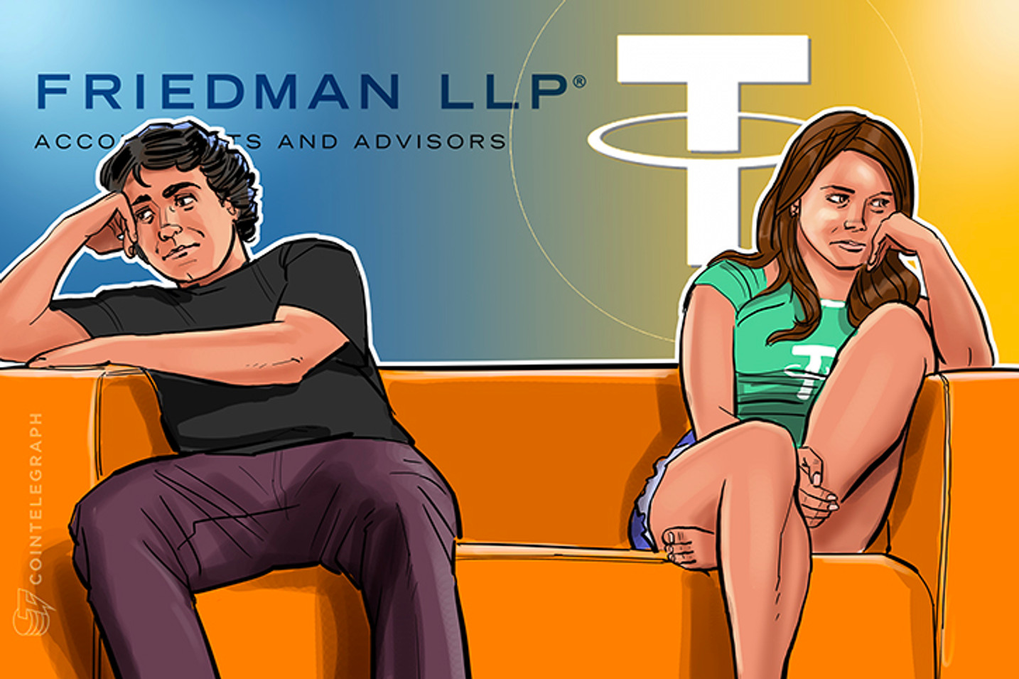 "Something's Fishy: Tether, Auditor ""Dissolve Relationship"" According to Rumors"