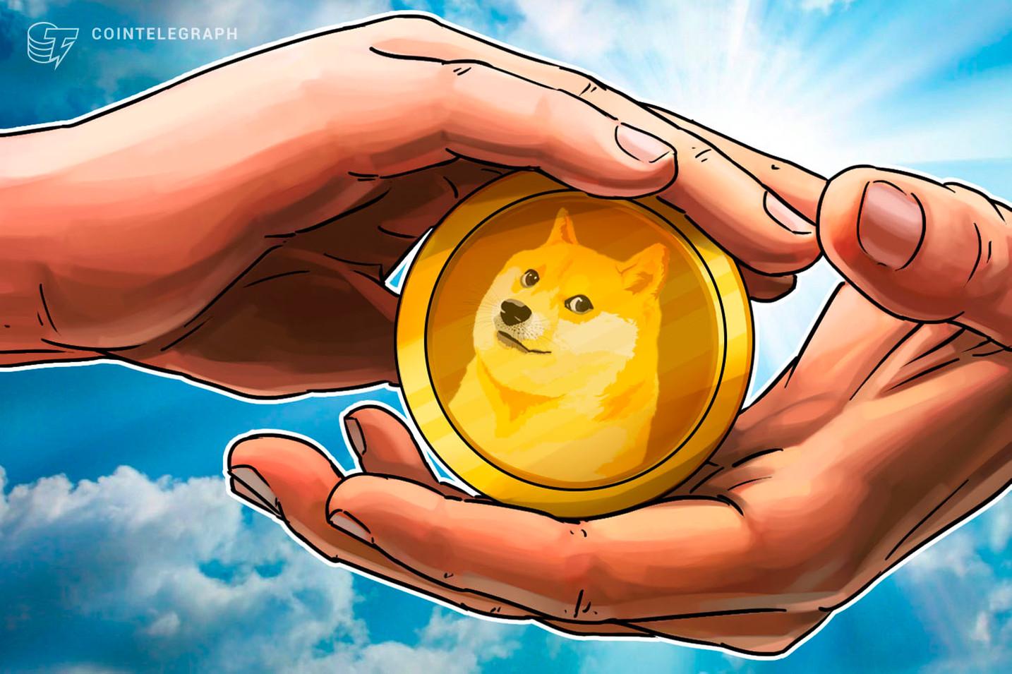 روبن هود تضيف الدعم لدوجكوين على منصة العملات المشفرة