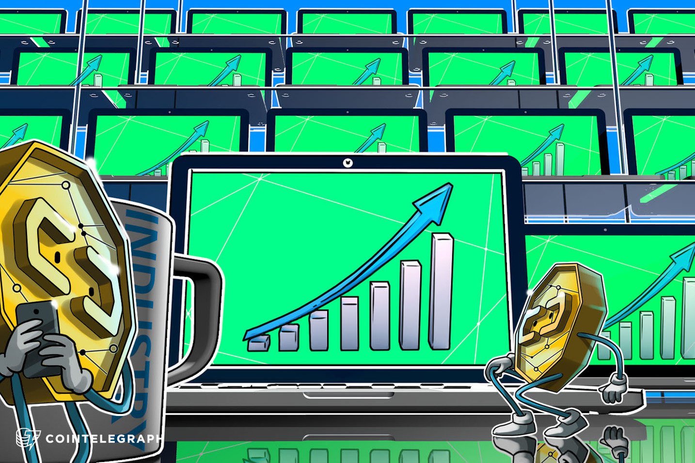 Bitcoin Breaks $6,500 as Cryptocurrency Market Upswing Continues