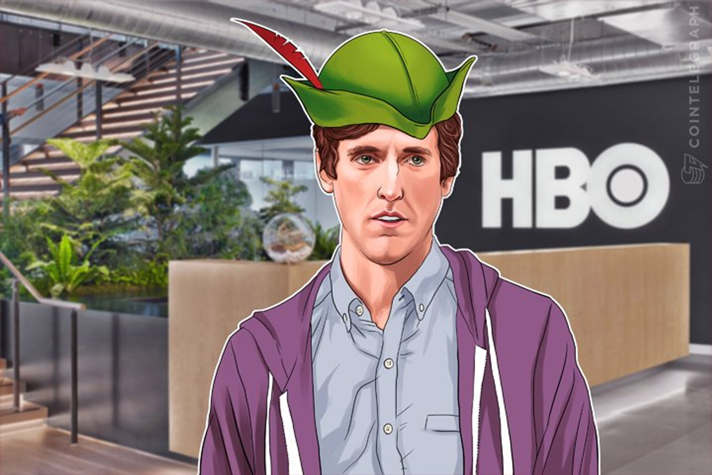 Sitcom Silicon Valley's Pied Piper is Now Real Thing Thanks to Blockchain