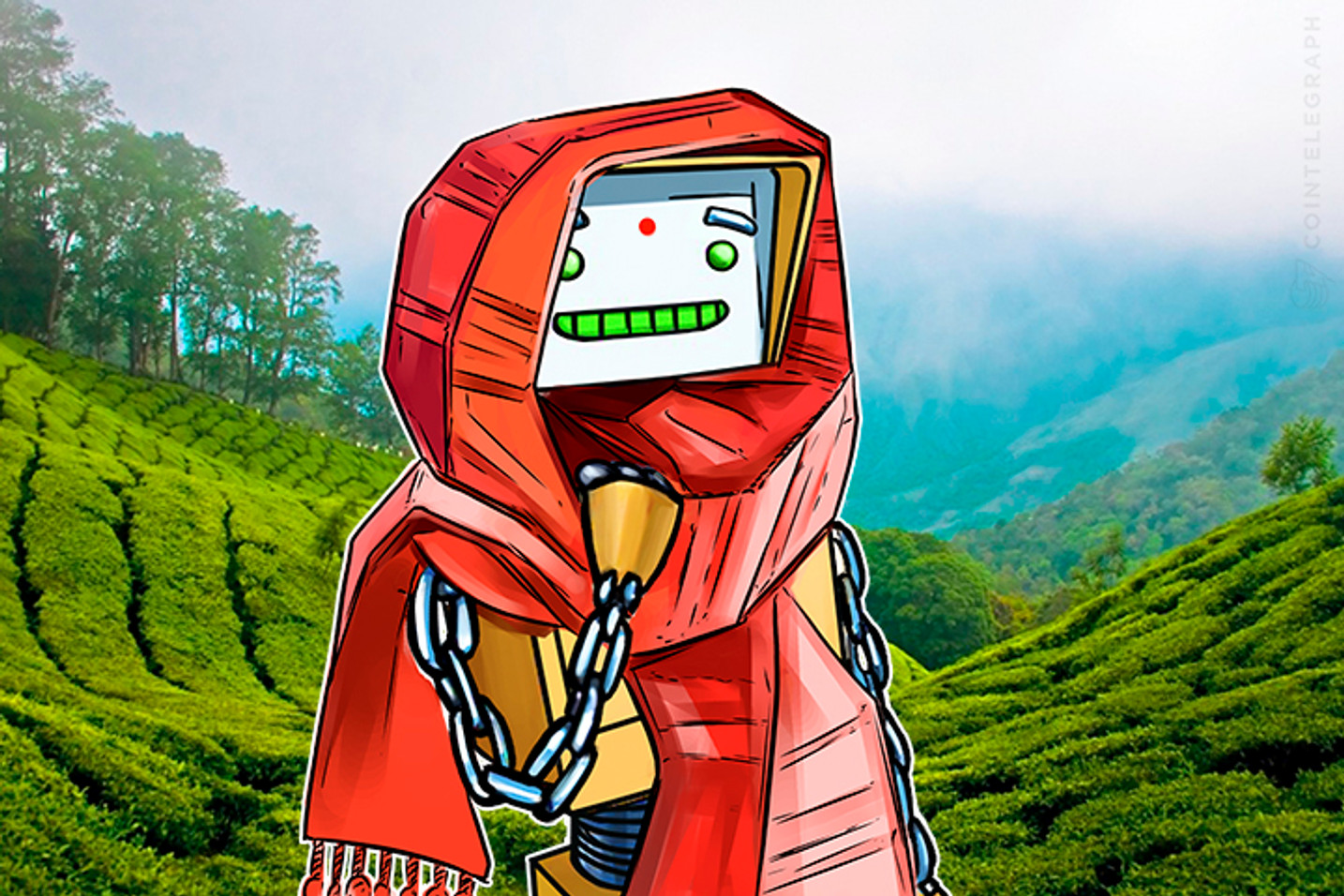 On India's Growing Appetite for Blockchain