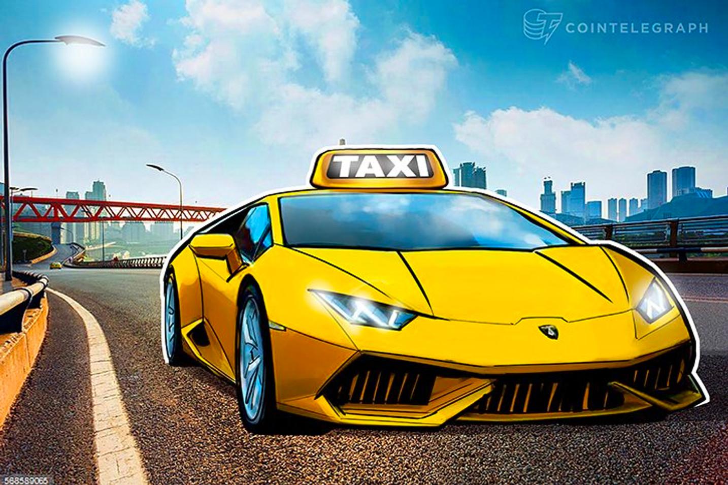 Blockchain en la industria de taxis: tecnología para la gente común