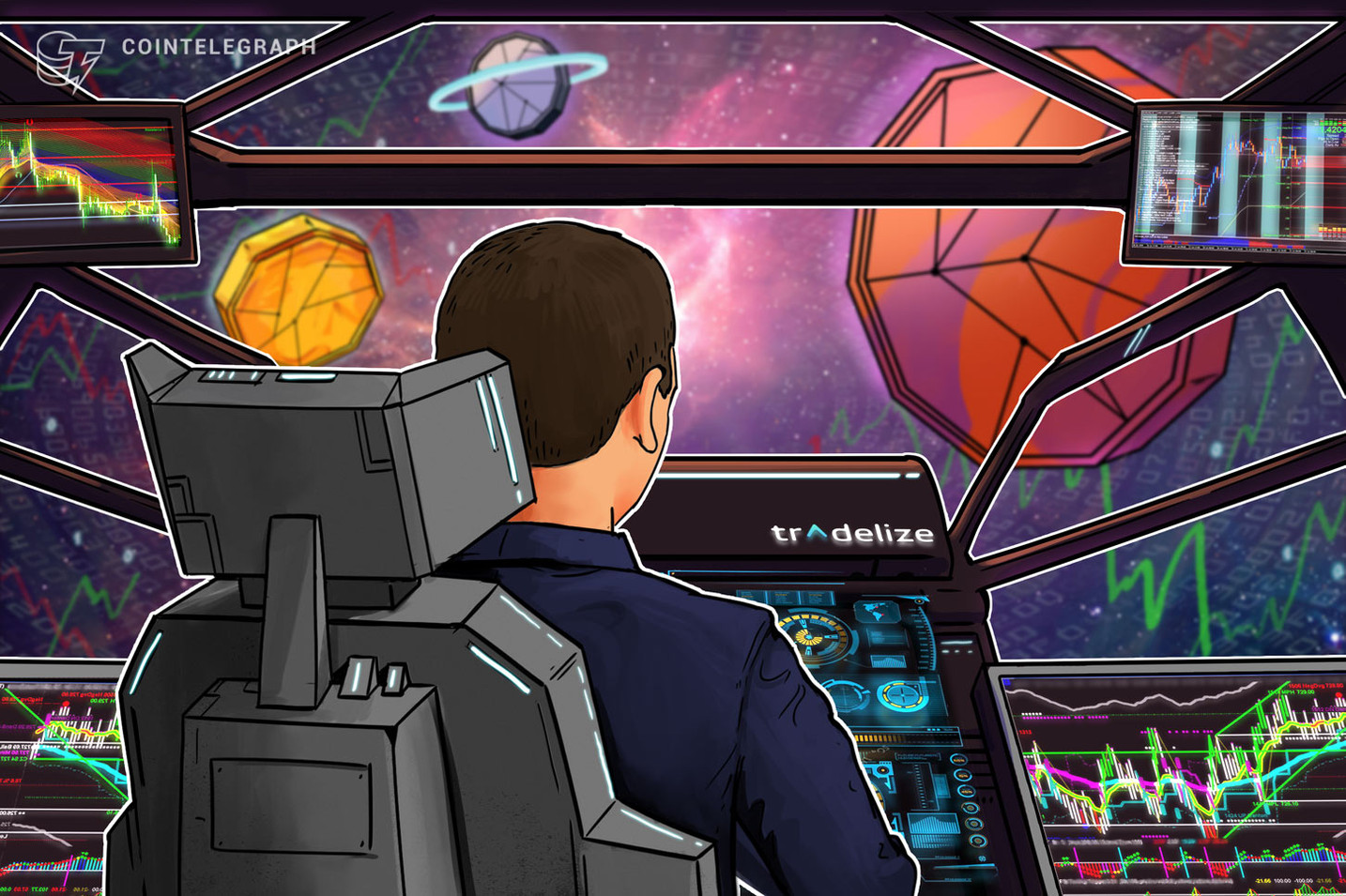 Cryptocurrency Ecosystem Allows Newcomers To Copy Trades By Professionals
