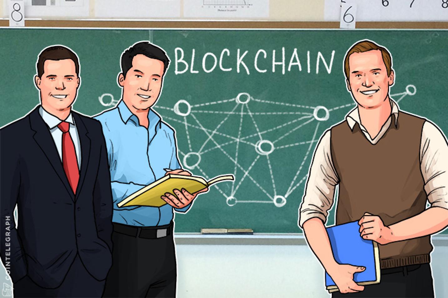 Definición de Blockchain: CEOs atrapados entre un bloque y un lugar duro
