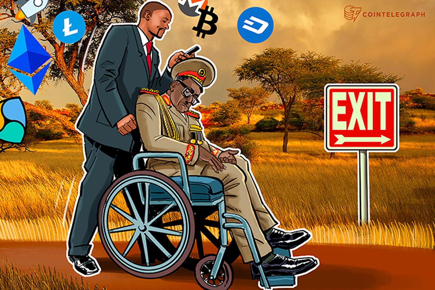 As Critical Elections Approach, African Youths Gaining Political Voice Through Blockchain