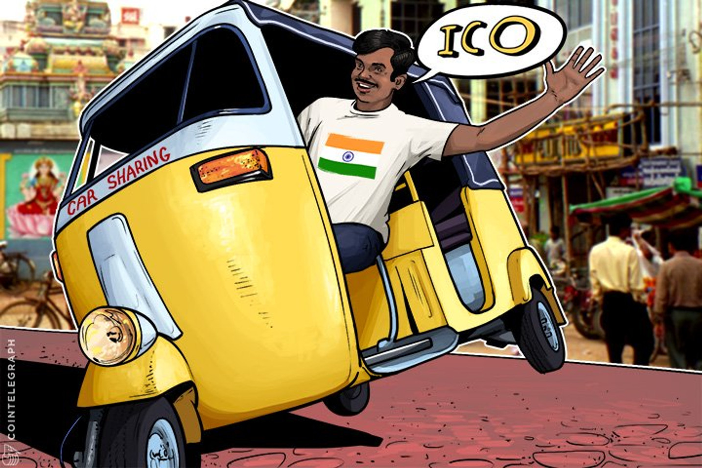 Indian Self-Drive Car Rental Firm Beats Uber in Bitcoin Adoption