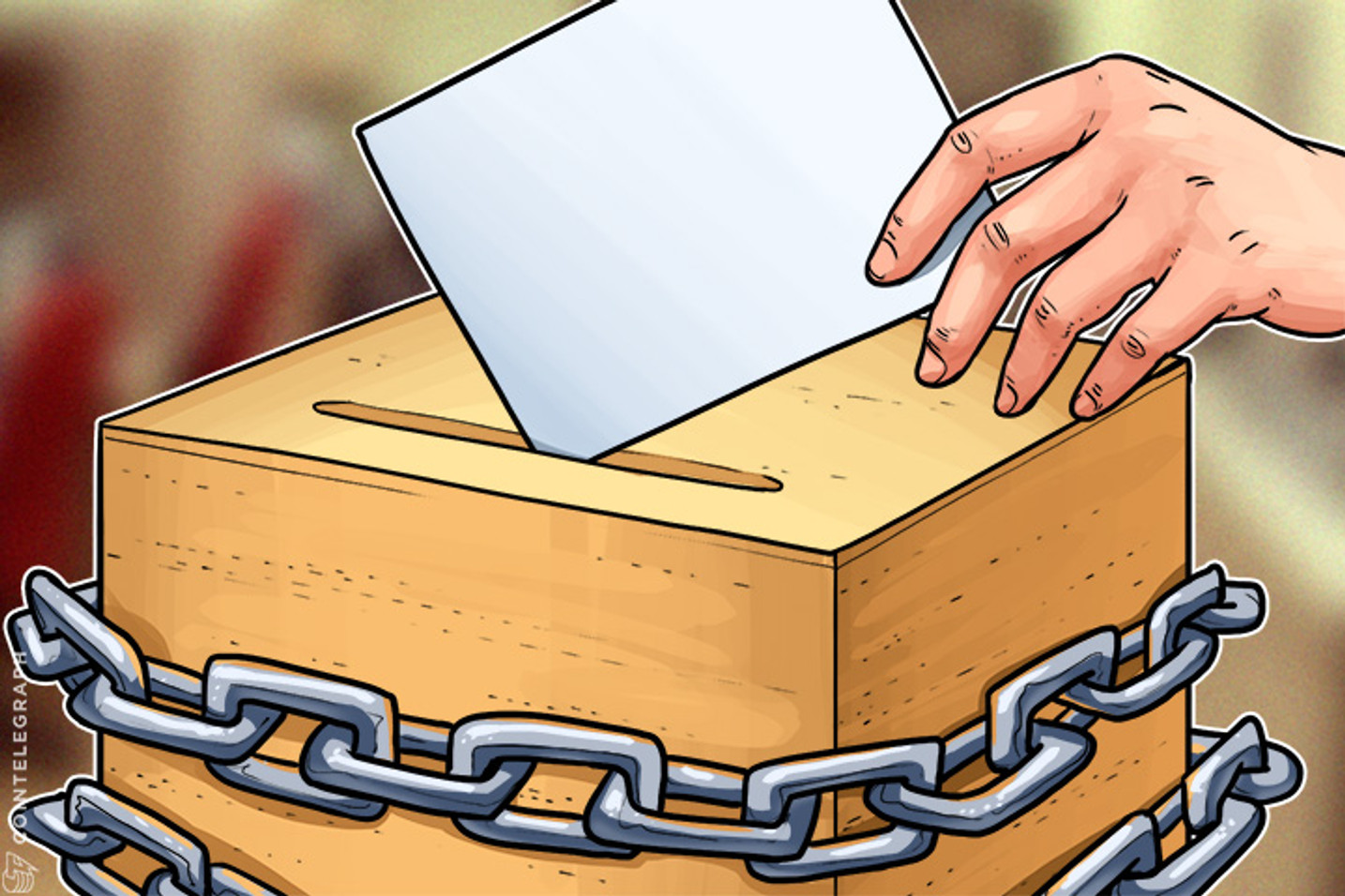 Blockchain May Help Prevent Voting Fraud, Increase Governments' Responsiveness