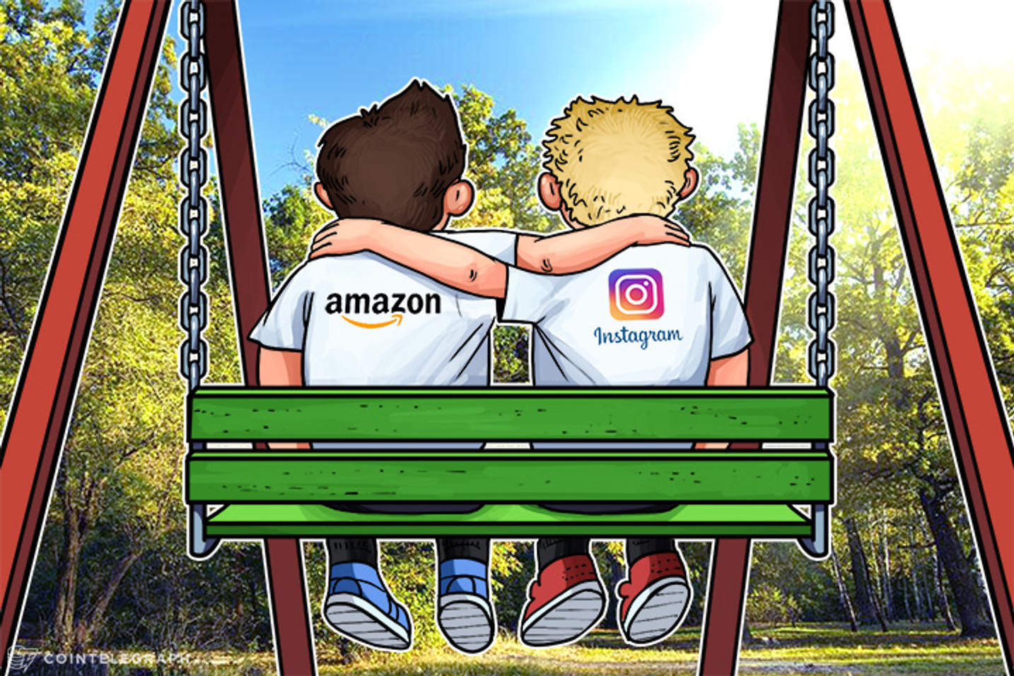 Quem vai criar a Amazon e o Instagram da criptomoeda?