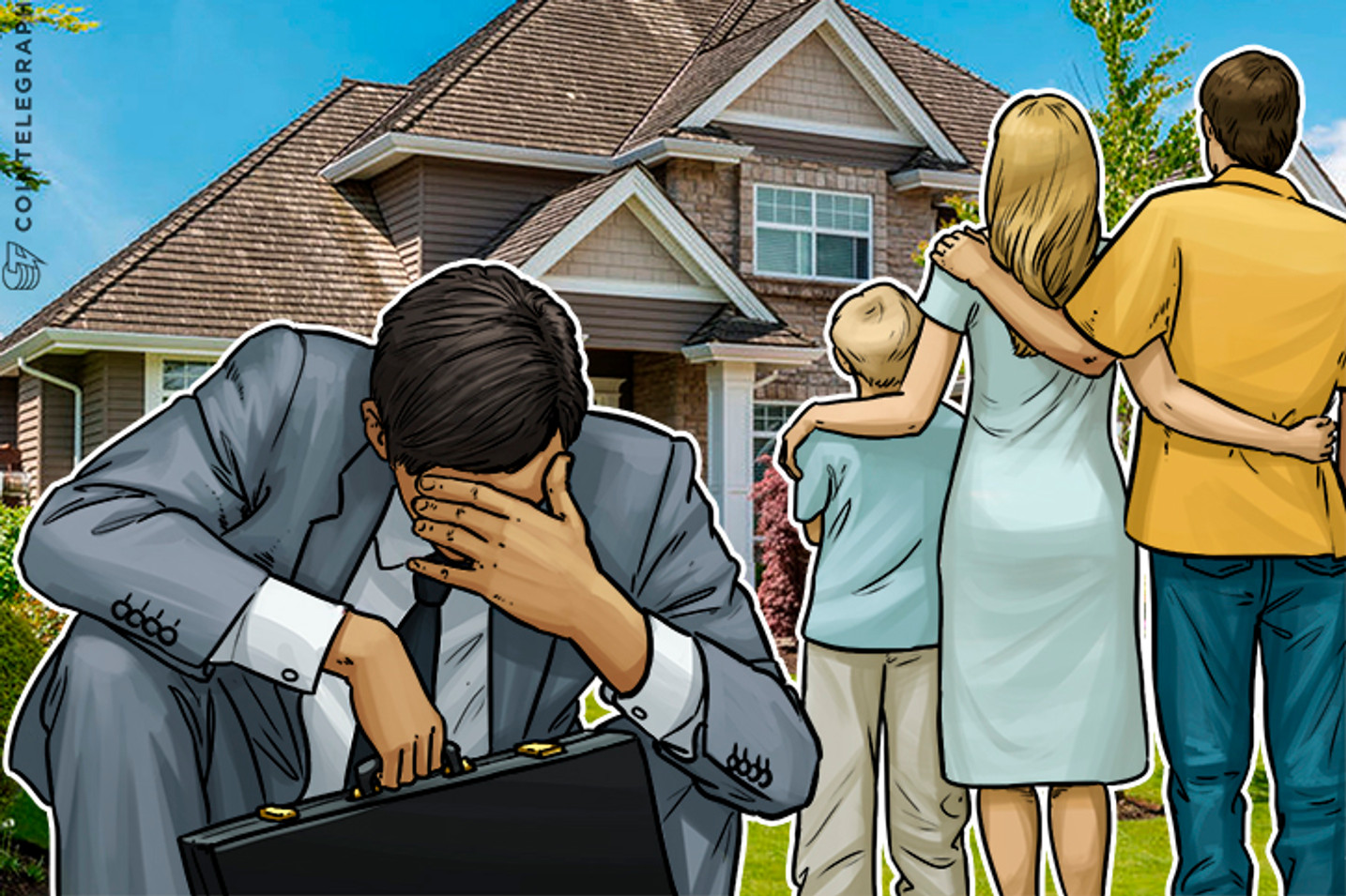How Bitcoin Broke Australian Man's Debt Cycle, Liberated Him From Banks