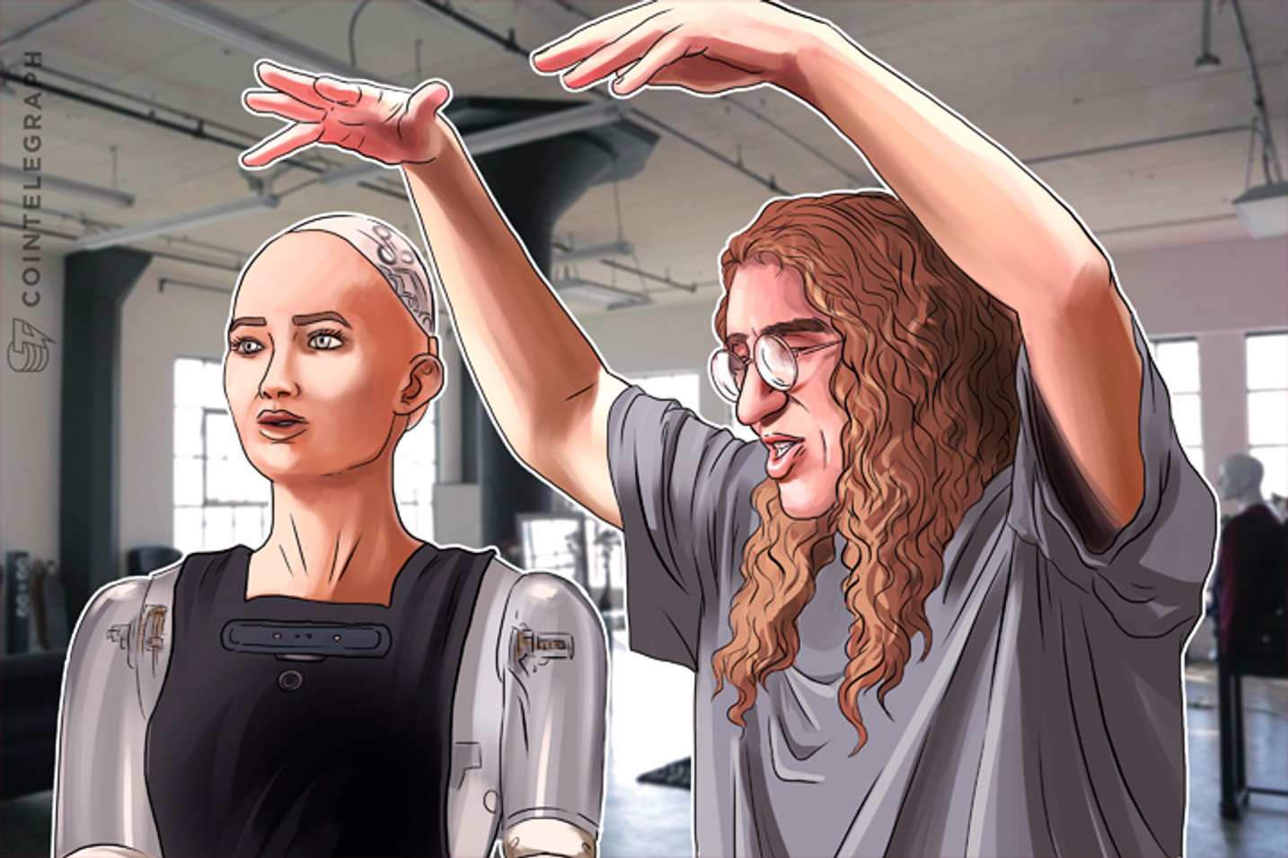 Ben Goertzel on How Blockchain Can be Used to Decentralize Artificial Intelligence