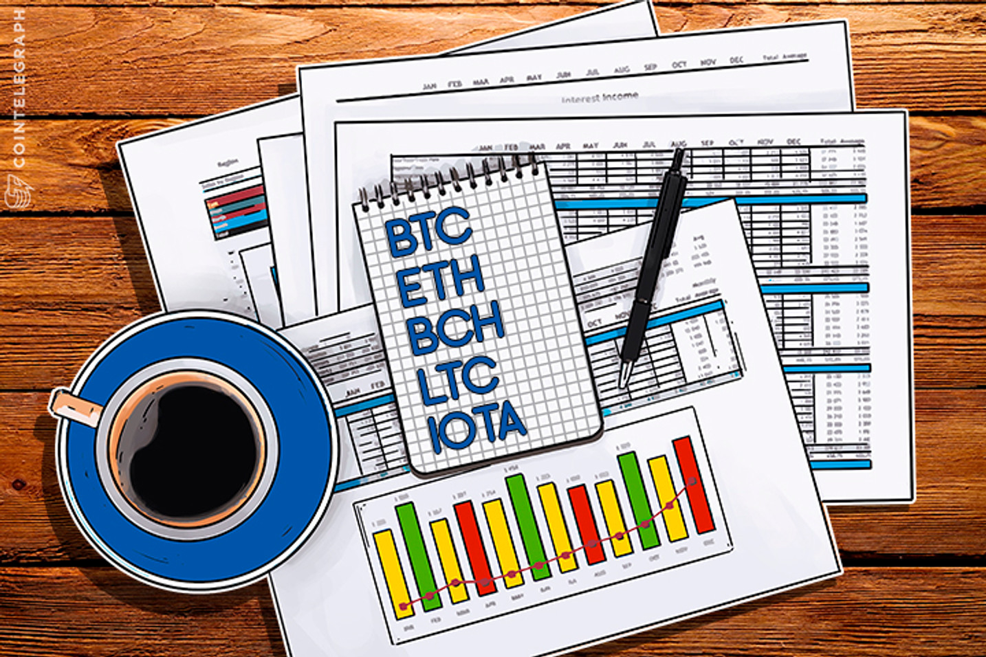 Price Analysis, Dec. 12: Bitcoin, Ethereum, Bitcoin Cash, IOTA, Litecoin, Dash.