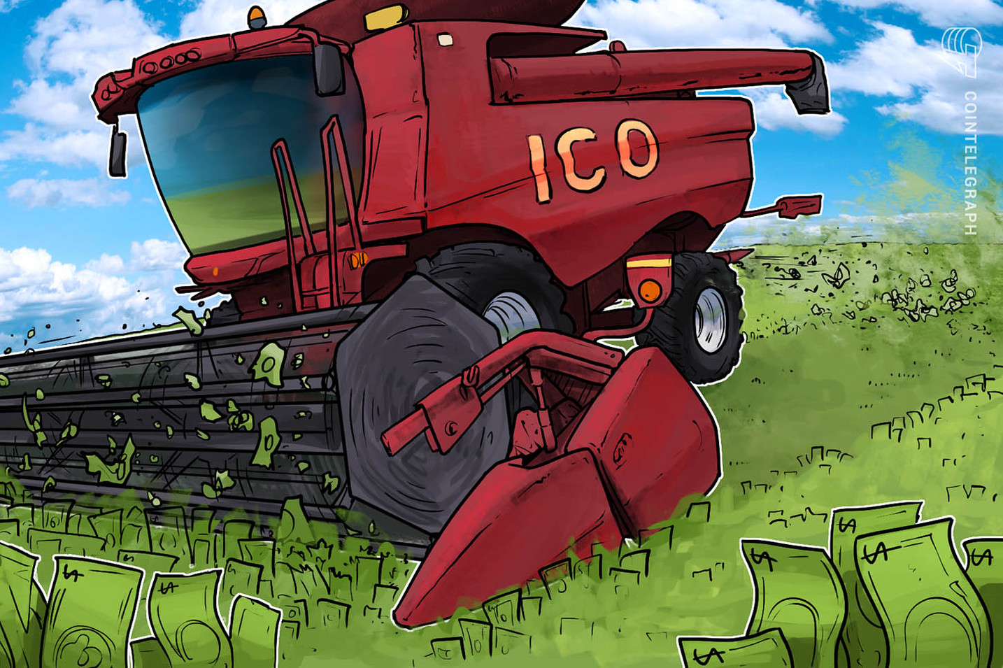EOS About to Secure a Record $4 Bln in Year-Long ICO