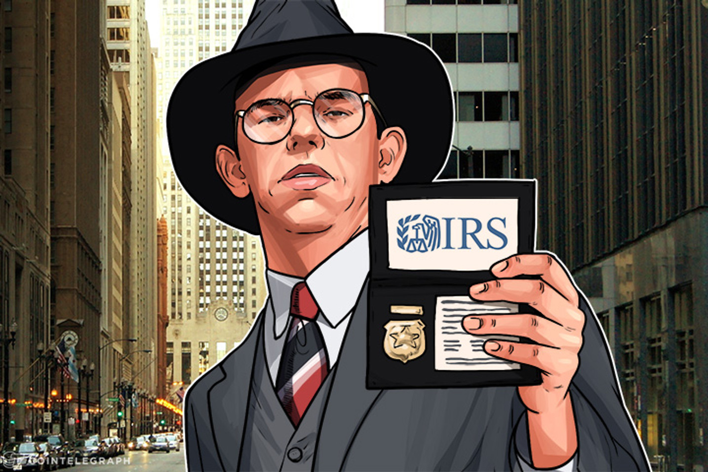 IRS a punto de ir tras Bitcoin y Bitcoin Cash se beneficia, qué esperar