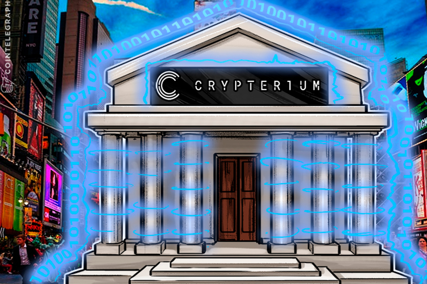 Can Blockchain-based Cryptobanks Overtake Centralized Competitors?