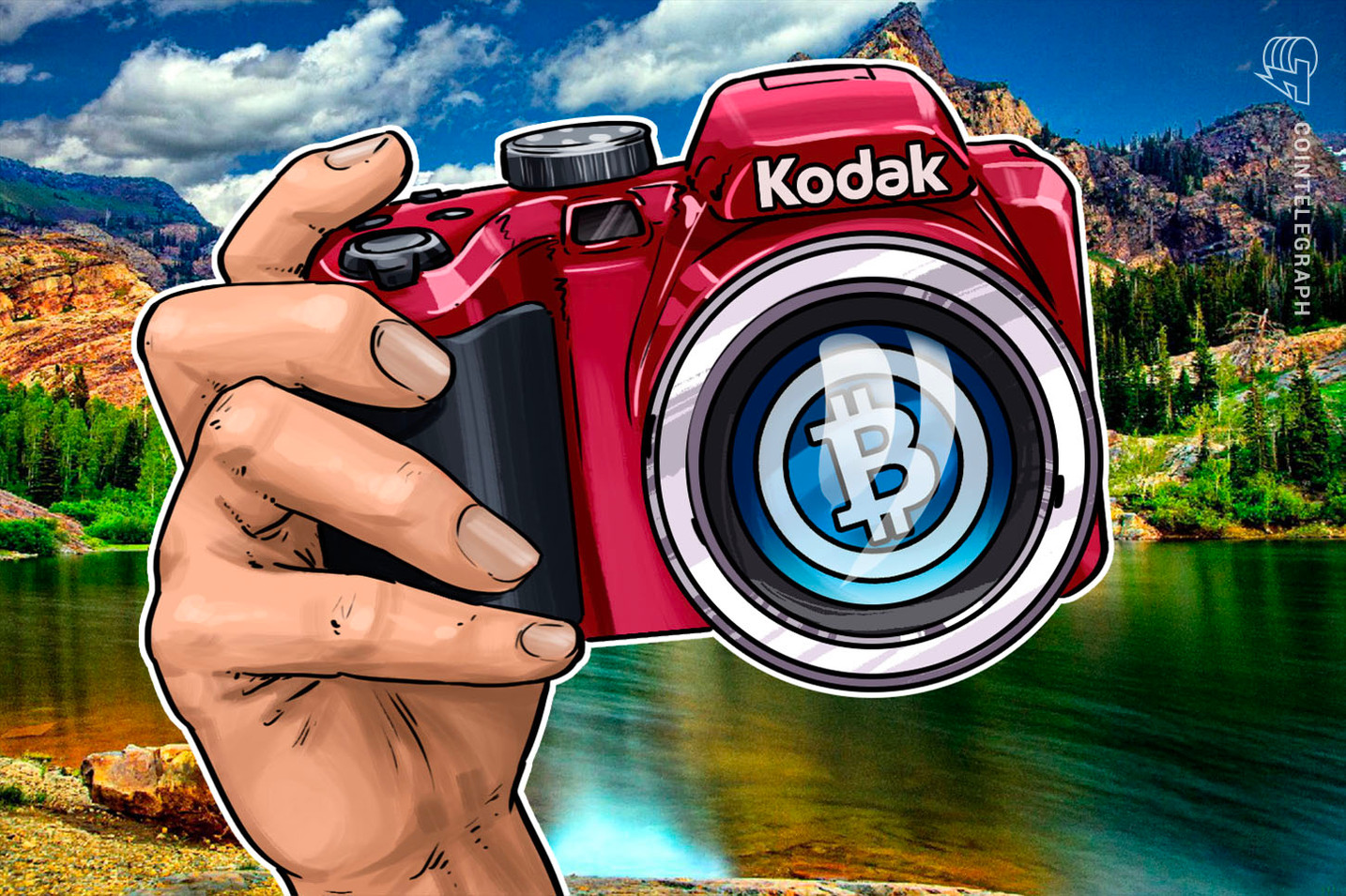 Kodak-Branded Crypto Miner-for-Rent Scheme Fizzles Out