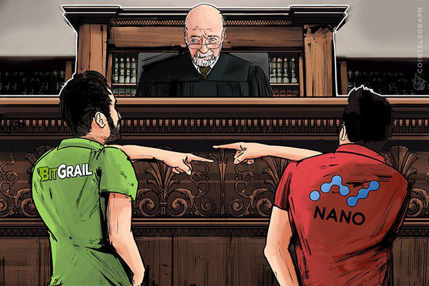 BitGrail Vs. Nano: Who Is Responsible For the $150 Million Theft?