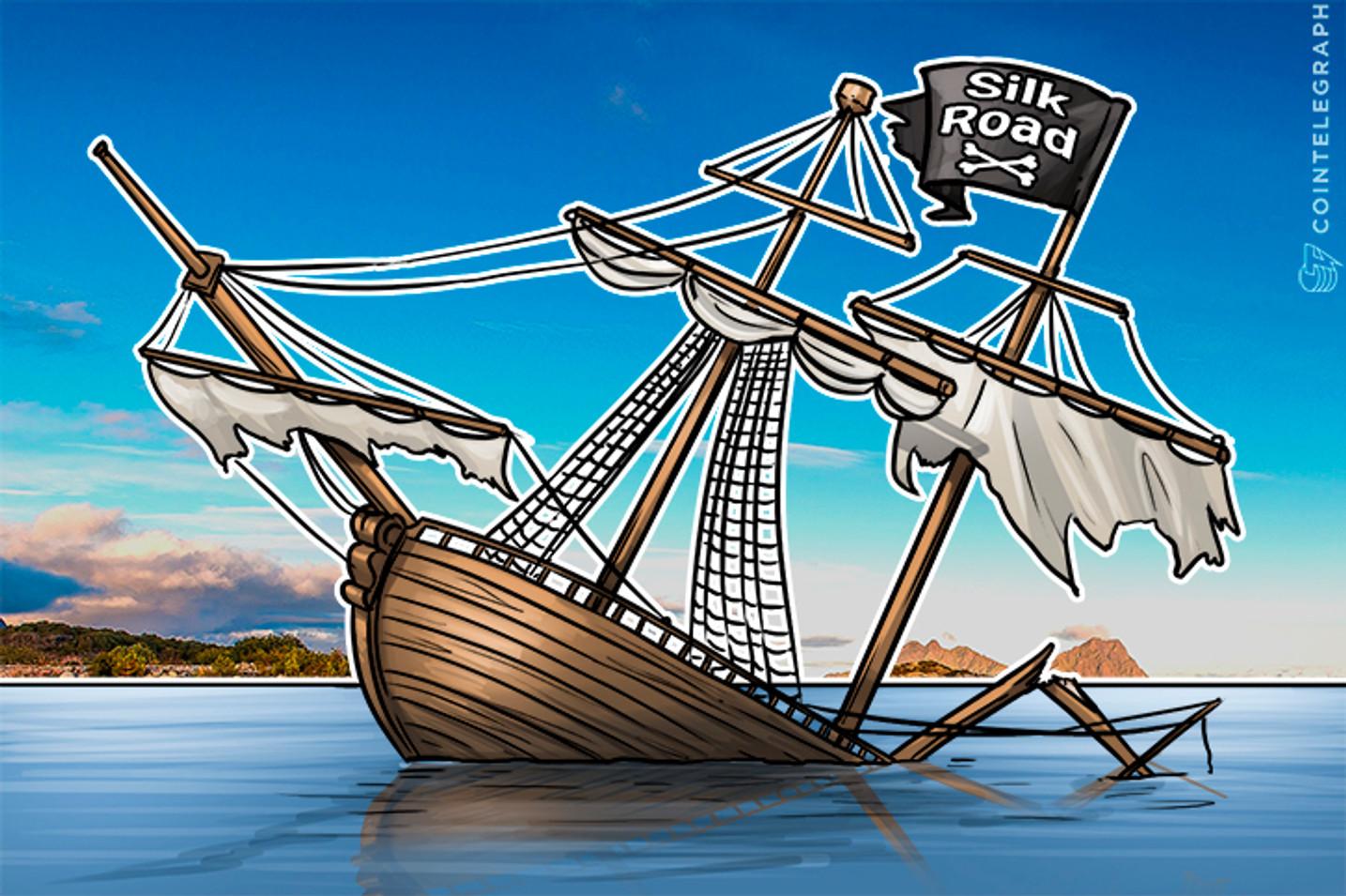 Los Federales recaudan los ingresos de la fortuna aprovechada de la Ruta de la Seda en solamente $ 334 por Bitcoin
