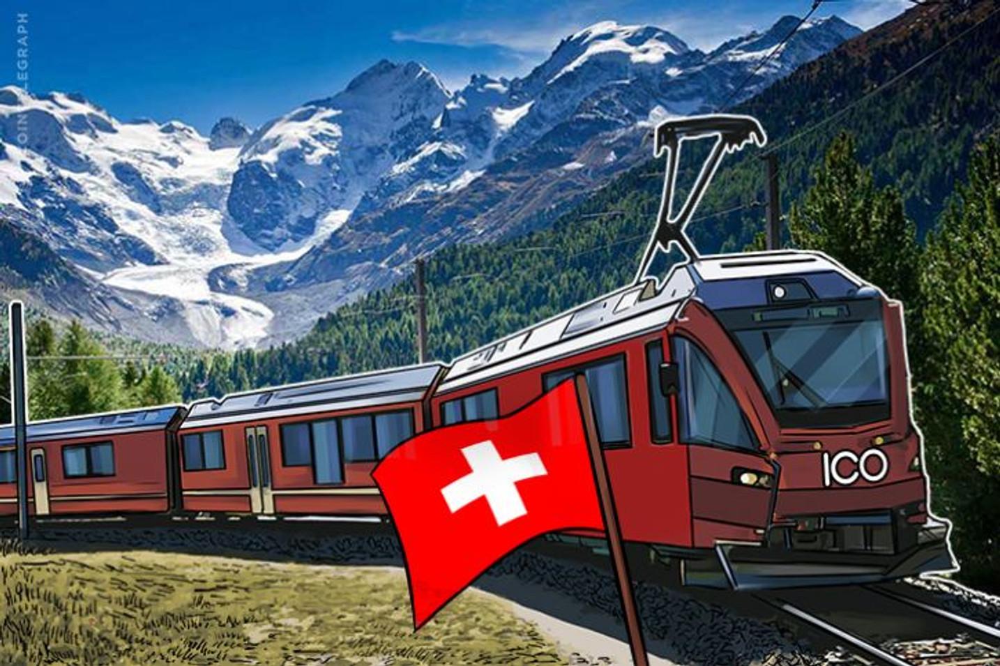 الهيئة المالية السويسرية تصدر توجيهات تنظيمية خاصة للطرح الأولي للعملات الرقمية