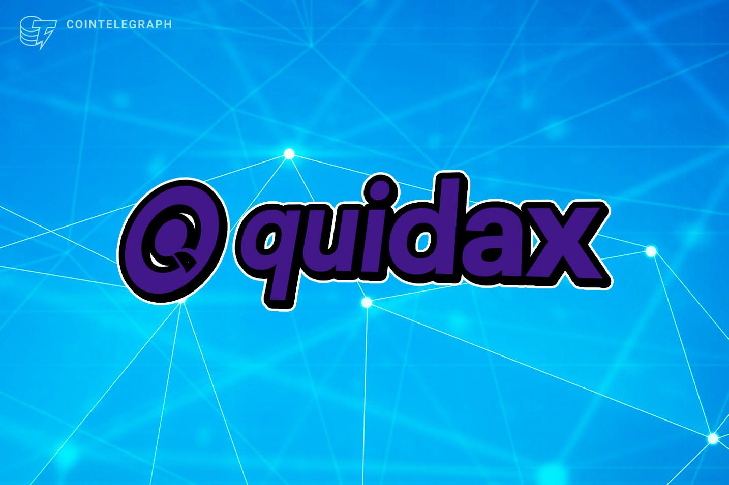 非洲加密货币交易所Quidax在5月19日筹集超过300万美元