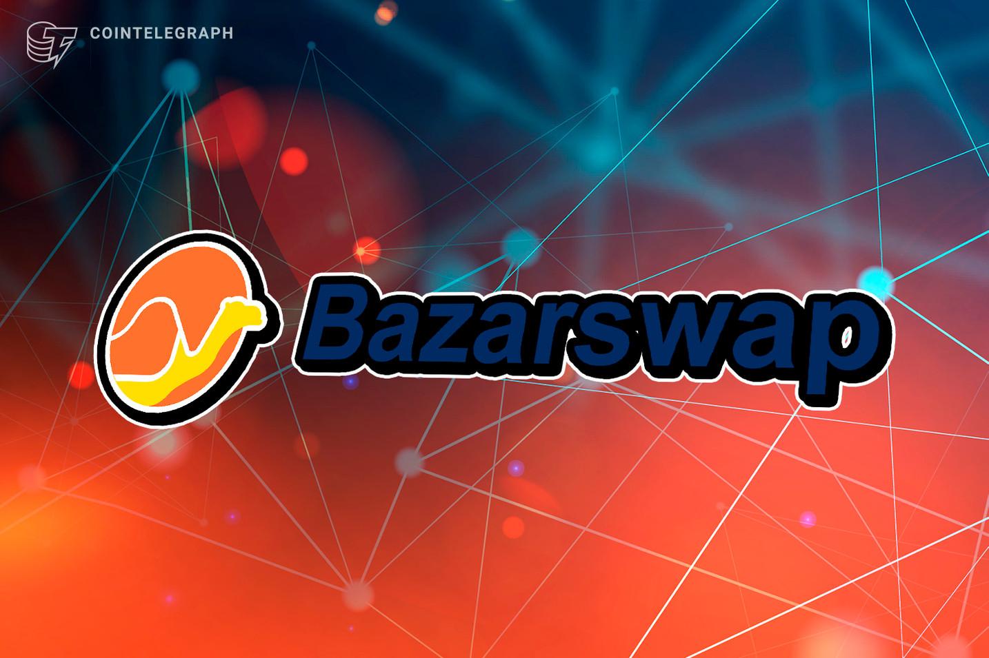Bazarswap已推出首个用于ERC-20代币的基于以太坊的OTC DEX