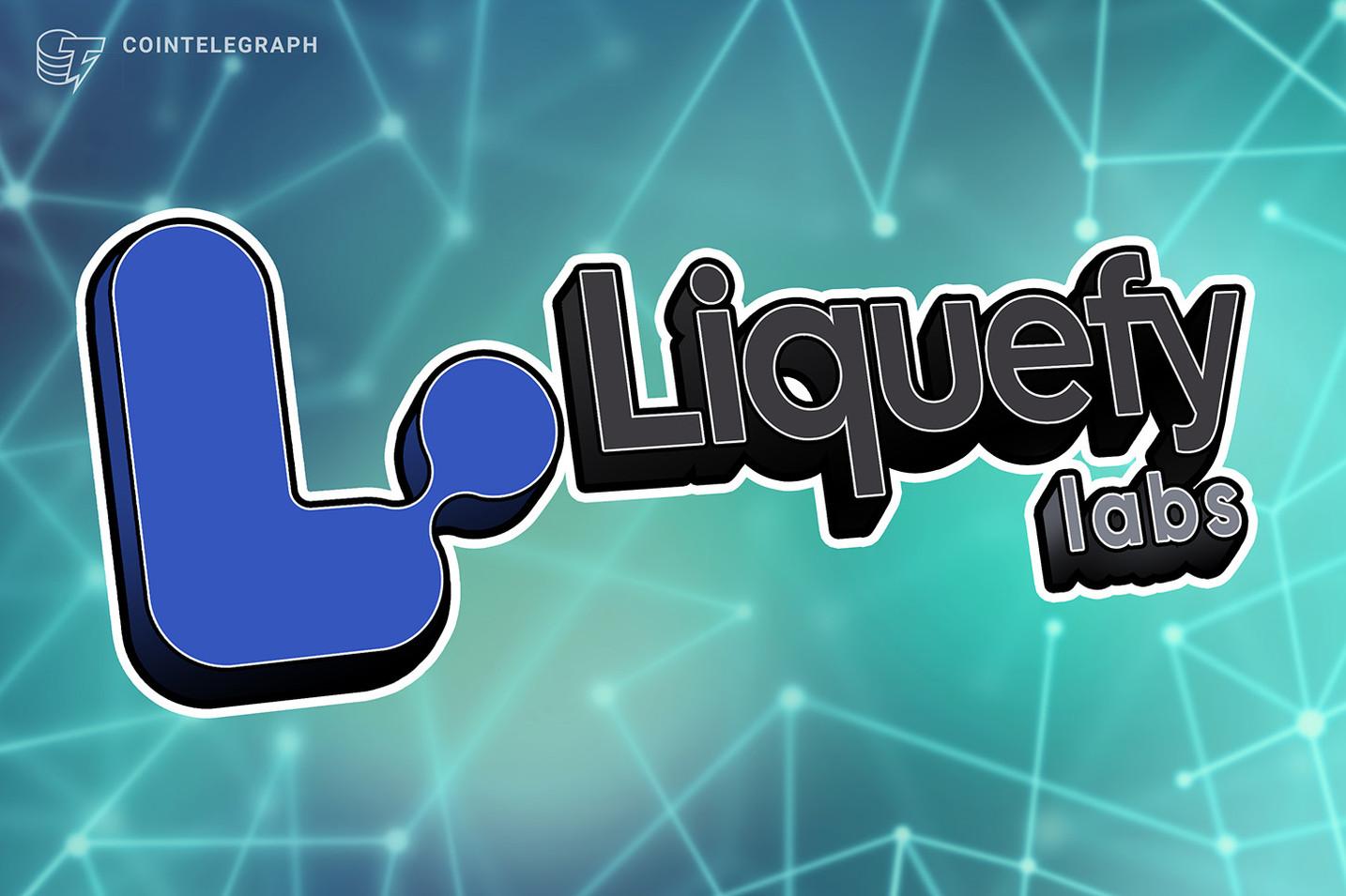 Liquefy宣布推出孵化器Liquefy Labs,培育下一代Web 3.0协议